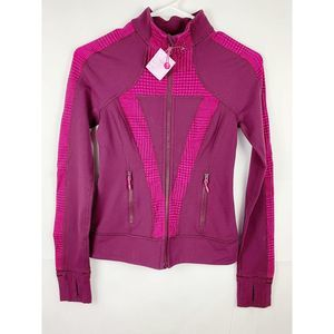 Ivivva Perfect Your Practice Jacket size 10